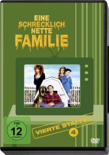 Eine schrecklich nette Familie Staffel  4 (3 DVDs)