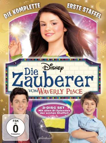 Die Zauberer vom Waverly Place Staffel 1 (3 DVDs)