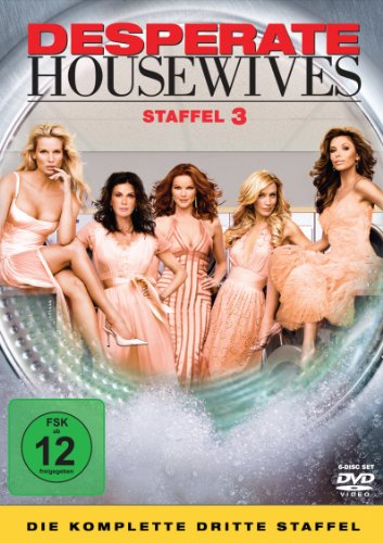 Desperate Housewives Staffel 3 (6 DVDs)