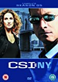 C.S.I. New York - Complete Series 5