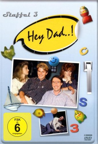 Hey Dad..! Staffel 3 (6 DVDs)