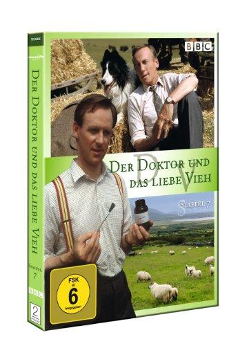 Der Doktor und das liebe Vieh Staffel 7 (4 DVDs)