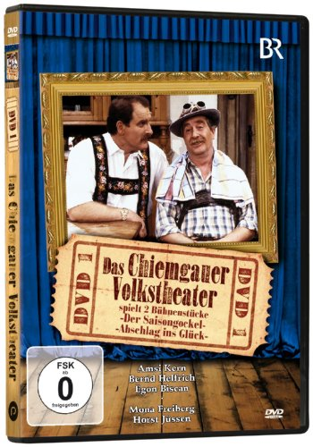 Das Chiemgauer Volkstheater: DVD 1