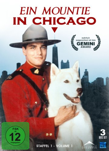 Ein Mountie in Chicago Staffel 1.1 (3 DVDs)