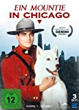 Ein Mountie in Chicago - Staffel 1.1 (3 DVDs)