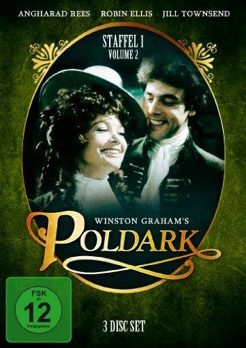 Poldark Staffel 1, Vol. 2 (3 DVDs)