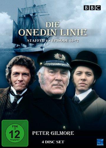 Die Onedin Linie Staffel 6 (4 DVDs)