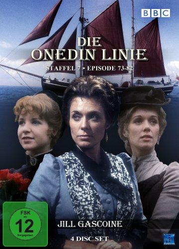 Die Onedin Linie Staffel 7 (4 DVDs)