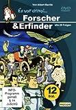 Forscher & Erfinder (6 DVDs im Geschenkschuber)