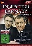 Inspector Barnaby, Vol. 5 (4 DVDs)