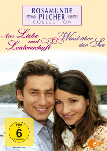 Rosamunde Pilcher Collection - Flammen der Leidenschaft (3 DVDs)