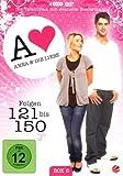 Anna und die Liebe - Box  5, Folgen 121-150 (4 DVDs)