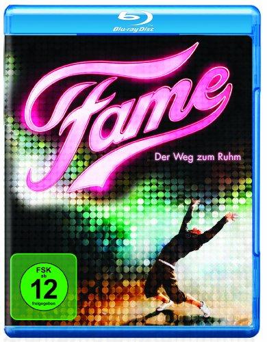Fame - Der Weg zum Ruhm (Der Film) [Blu-ray]