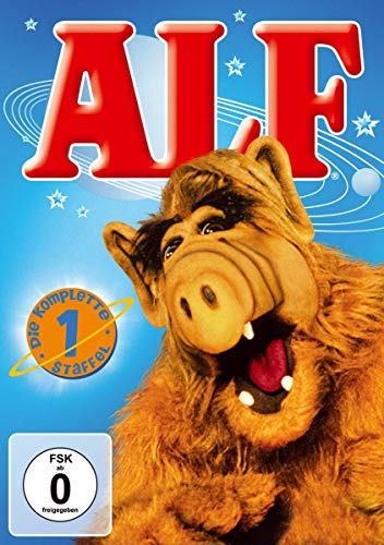 ALF Staffel 1 (4 DVDs)