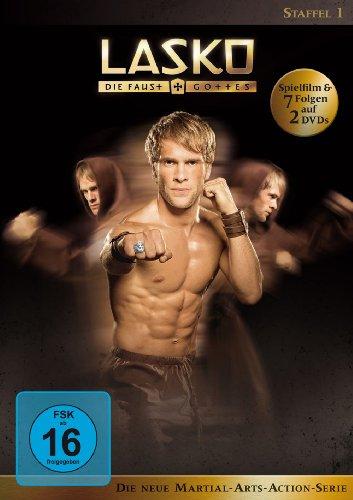 Lasko - Die Faust Gottes, Staffel 1 (2 DVDs)