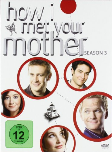 How I Met Your Mother Staffel 3 (3 DVDs)