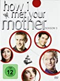 How I Met Your Mother - Staffel 3 (3 DVDs)