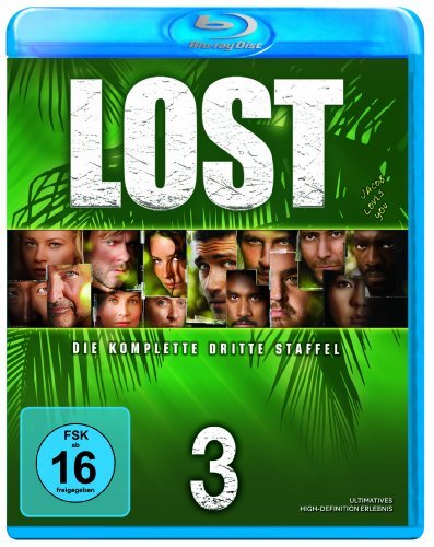 Lost Staffel 3 [Blu-ray]