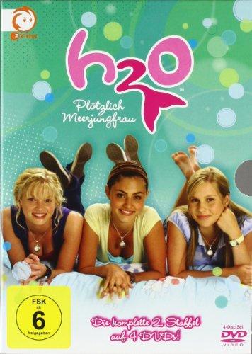 H2O - Plötzlich Meerjungfrau Staffel 2 (4 DVDs)