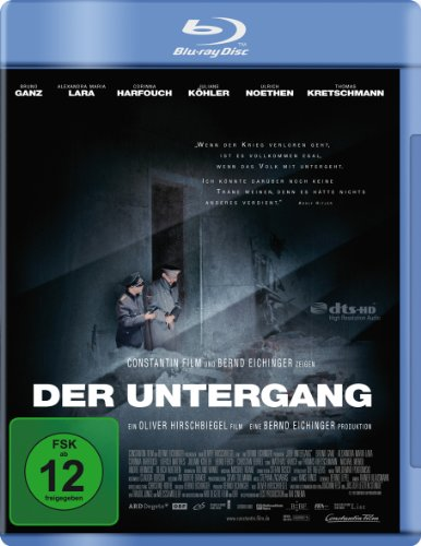 Der Untergang Blu-ray