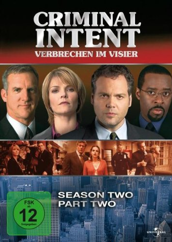 Criminal Intent - Verbrechen im Visier, Staffel 2/Teil 2 (3 DVDs)