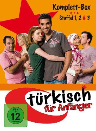 Türkisch für Anfänger Staffel 1-3/Box (9 DVDs)