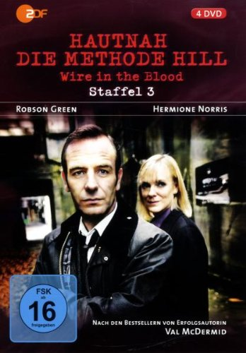 Hautnah - Die Methode Hill: Staffel 3 (4 DVDs)