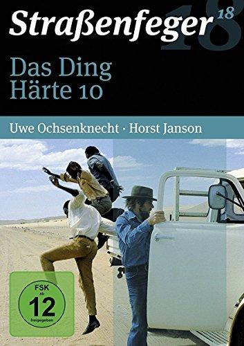Straßenfeger 18: Das Ding / Härte 10 (4 DVDs)