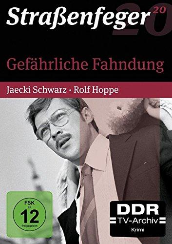 Gefährliche Fahndung (DDR TV-Archiv) (4 DVDs)