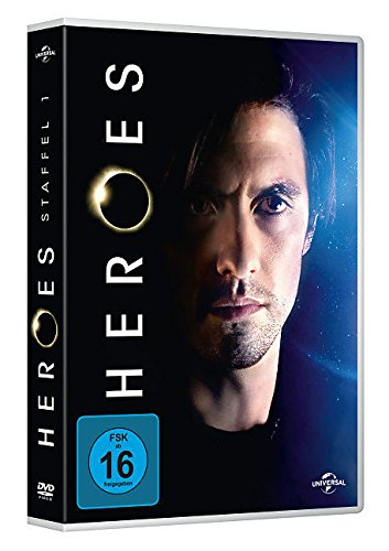 Heroes Staffel 1 (7 DVDs)