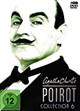 Agatha Christie - Poirot Collection  6 (3 DVDs)