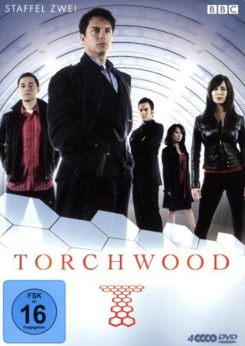 Torchwood Staffel 2 (4 DVDs)