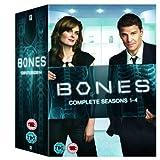 Bones - Series 1-4 - Complete