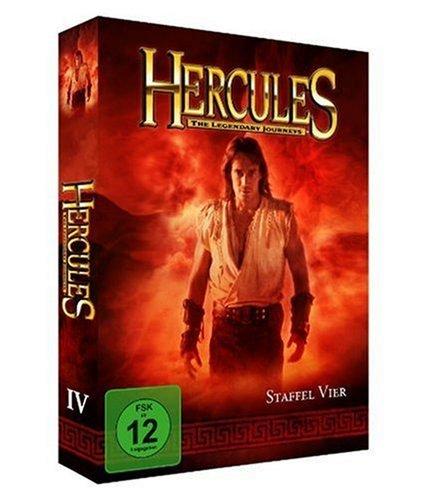 Hercules Staffel 4 (6 DVDs)