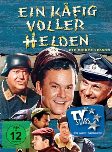 Ein Käfig voller Helden Staffel 4 (4 DVDs)