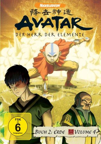 Avatar - Der Herr der Elemente Buch 2: Erde, Vol. 4