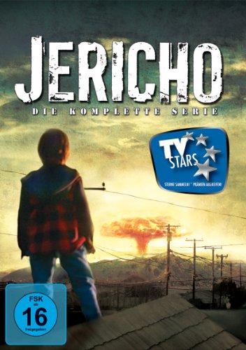 Jericho - Der Anschlag: Die komplette Serie (8 DVDs)
