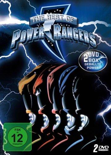 Best of Power Rangers (2 DVDs)