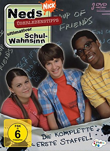 Neds ultimativer Schulwahnsinn Staffel 1 (4 DVDs)