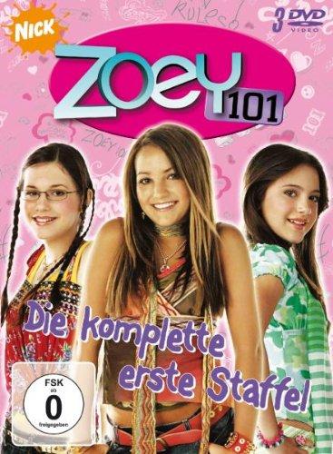 Zoey 101 Staffel 1 (4 DVDs)