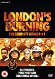 London's Burning - Series  1-7 - Complete