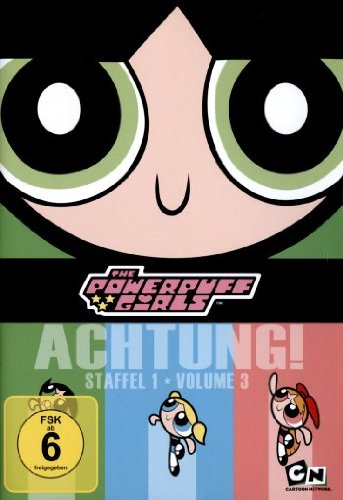 The Powerpuff Girls Staffel 1/Volume 3