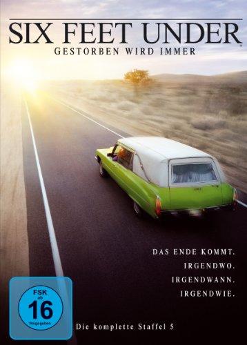 Six Feet Under Staffel 5 (5 DVDs)