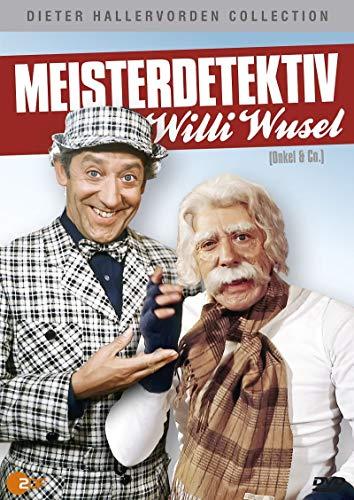 Meisterdetektiv Willi Wusel (Onkel & Co.) - Dieter Hallervorden