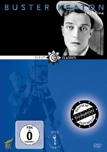 Buster Keaton: Silent Classics - Vol. 1