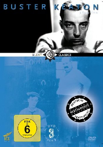 Buster Keaton: Silent Classics - Vol. 3