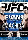 98 - Evans Vs Machida