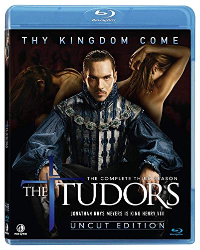 The Tudors - Series 3 - Complete [Blu-ray]
