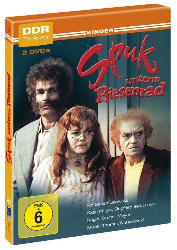 Spuk unterm Riesenrad (DDR TV-Archiv) (2 DVDs) DDR TV-Archiv (2 DVDs)
