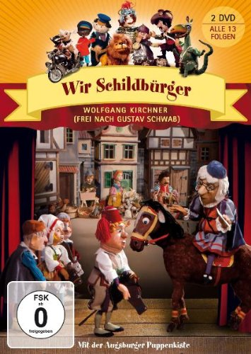 Augsburger Puppenkiste Wir Schildbürger (2 DVDs)